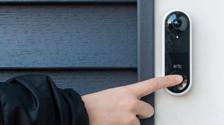 Smart doorbell 3