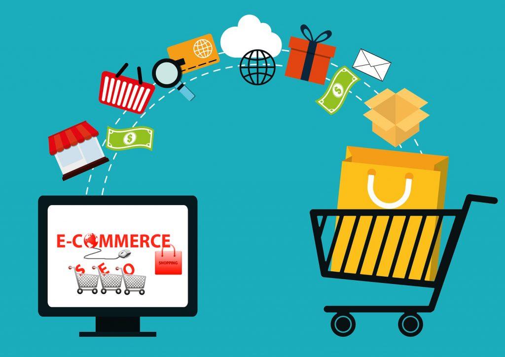 ธุรกิจในแบบ E-Commerce