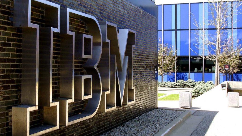 IBM บริษัทยักษ์ใหญ่