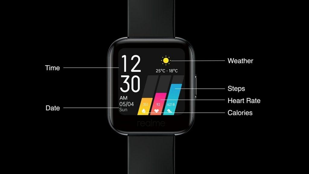 Realme อย่าง Smart Watch