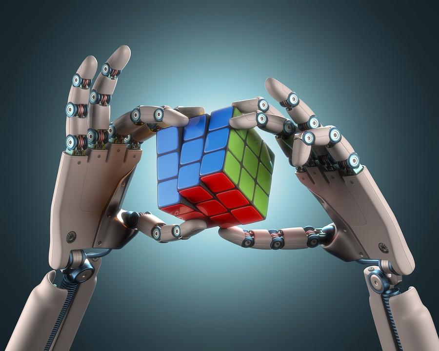 Robot dexterity