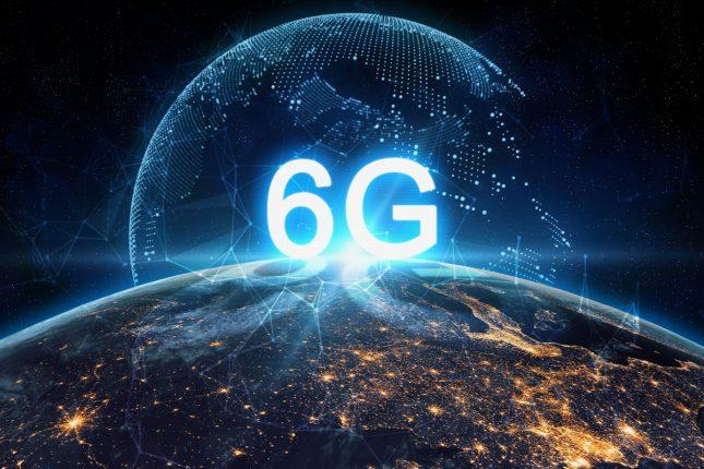 6G เครือข่ายไร้สาย