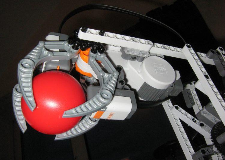เทคโนโลยี Robot dexterity