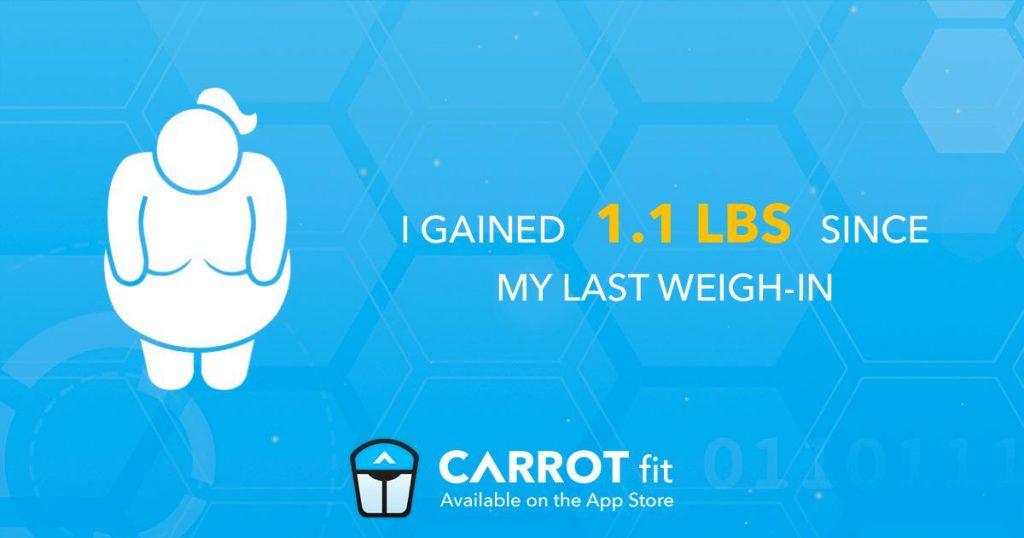 แอพ Carrot Fit