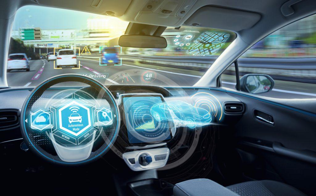 เทคโนโลยี Autonomous Driving