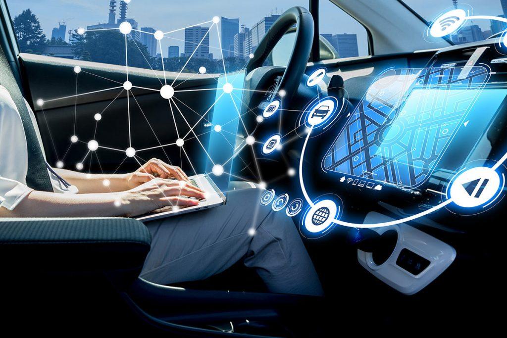 เทคโนโลยียานยนต์ไร้คนขับ