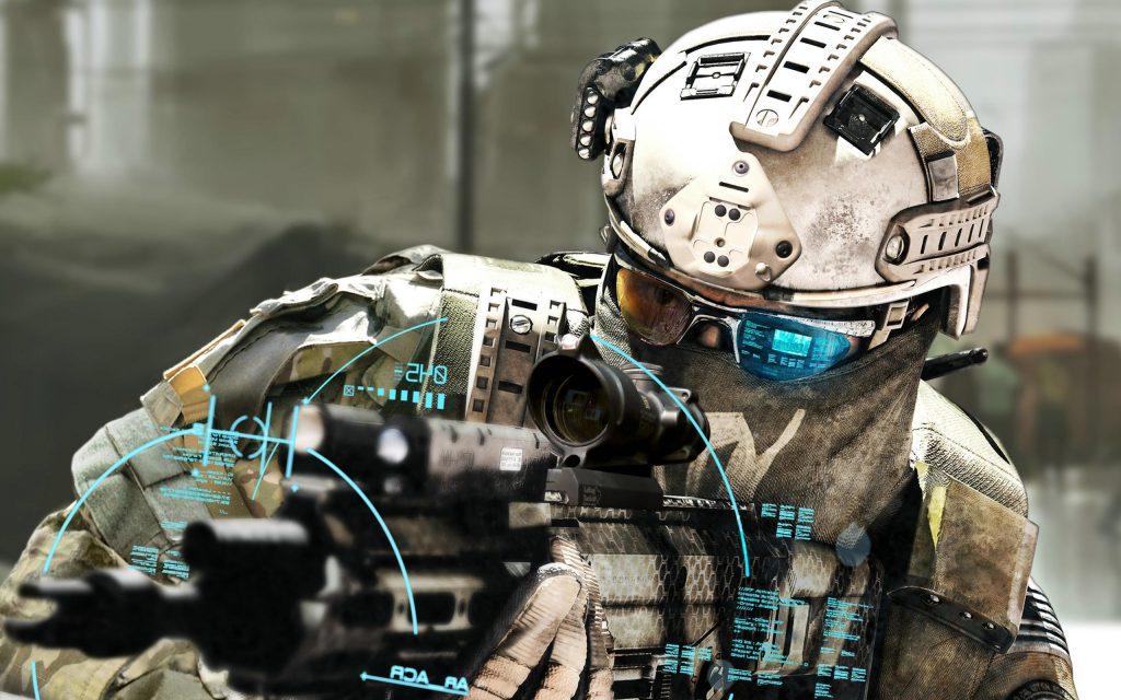 เทคโนโลยีทหารเกราะ