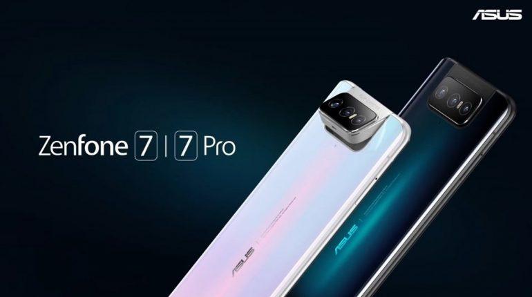 ASUS รุ่น ZenFone 7
