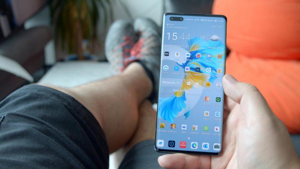โทรศัพท์ Huawei Mate 40 Pro