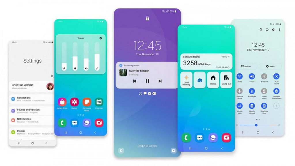 Android 11 ที่มาถึง Samsung
