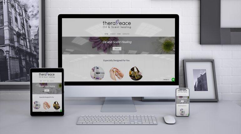 ธุรกิจออกแบบเว็บไซต์