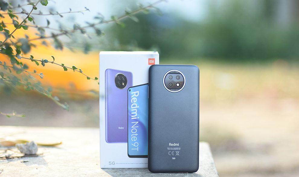 Redmi Note 9T 5G สมาร์ทโฟนราคาประหยัด
