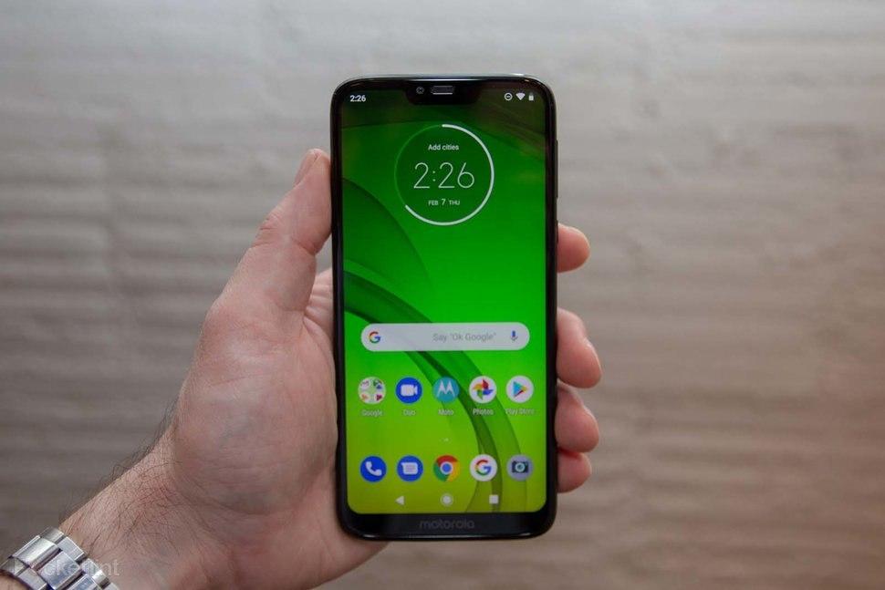 Motorola G7 Power ราคาคุ้มค่า