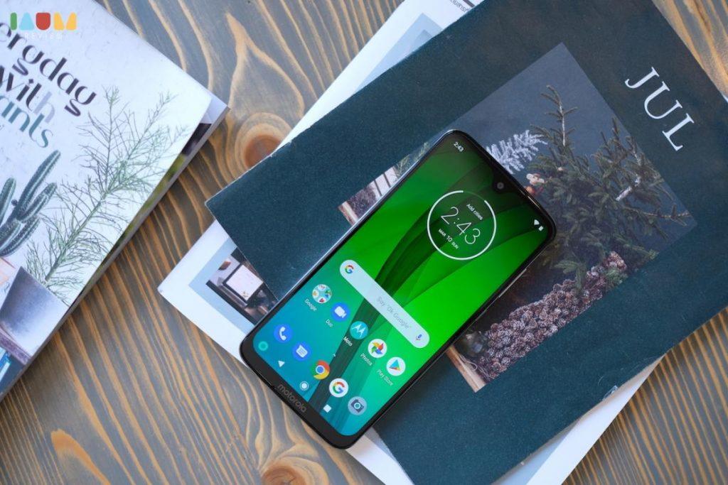 สมาร์ทโฟน Motorola G7 Power