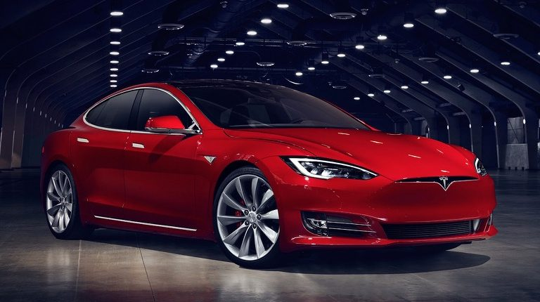 รถยนต์ Tesla