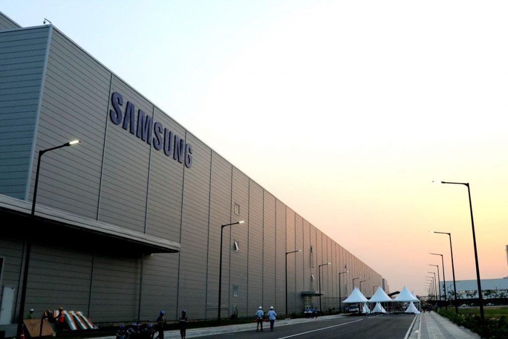 บริษัทซัมซุง สามารถผลิตชิพขนาด 3 เอ็นเอ็ม