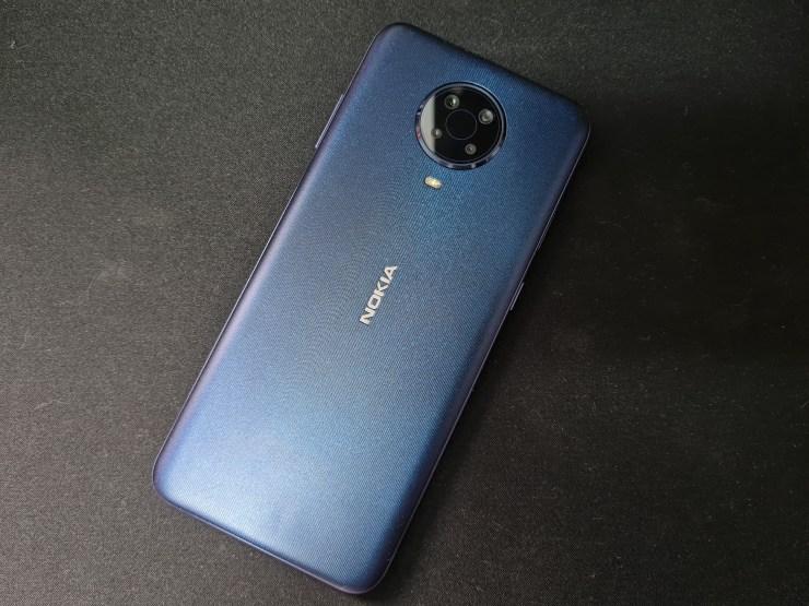 Nokia G20 ก็คือราคาที่ค่อนข้างย่อมเยา