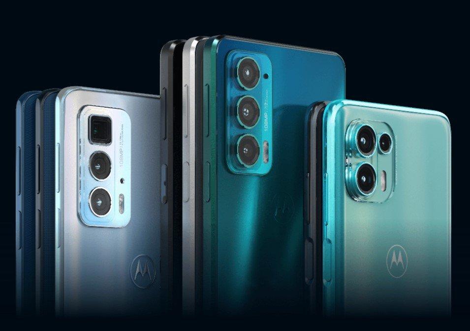 Motorola Edge 20 สมาร์ทโฟน 5G