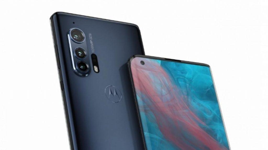 Motorola Edge 20 แบบราคาประหยัด