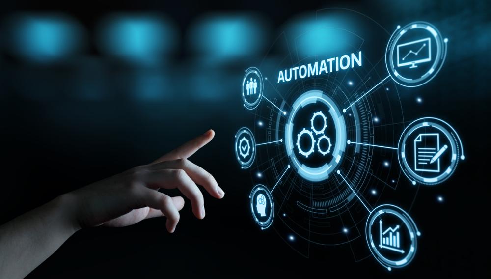 เทคโนโลยีใหม่ ๆ-  Automation
