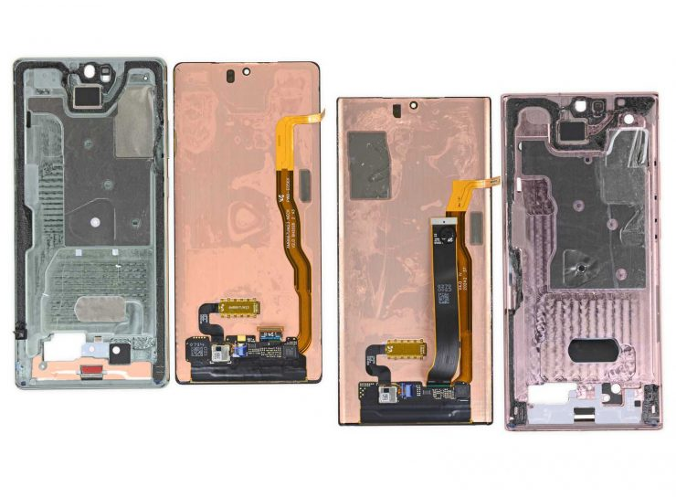 โทรศัพท์เรือธงหลายรุ่นของ Samsung สามารถลดความร้อนได้ดี
