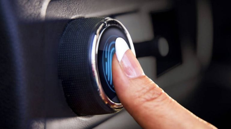 ปลดล็อค Hyundai ด้วยลายนิ้วมือ