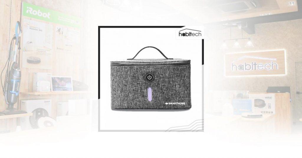 เทคโนโลยีใหม่ -SM-UVB01 กระเป๋าฆ่าเชื้อโรค