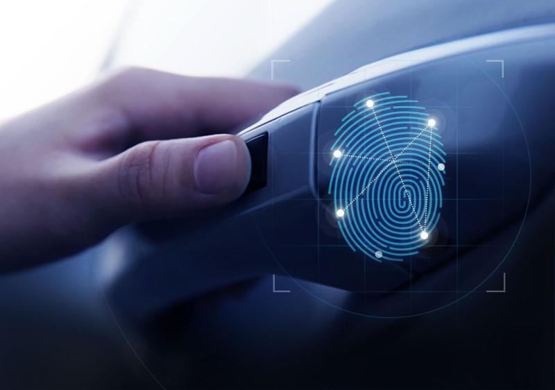 ระบบความปลอดภัย ปลดล็อค Hyundai ด้วยลายนิ้วมือ