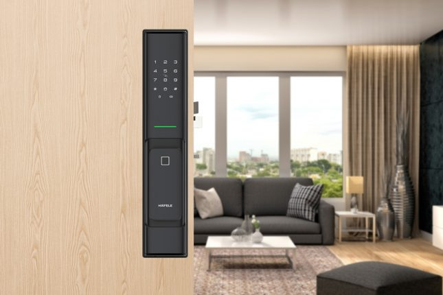 ข้อดีเทคโนโลยี Digital door lock